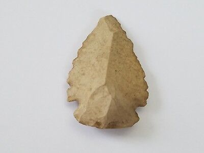 Native American Indian Artifact Authentic Arrowhead Found in Western PA