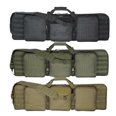 Voodoo Tactical 15-9648 Lockable 42-inch MOLLE Soft Rifle Case