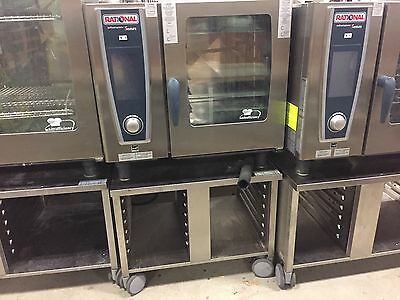 2011 Rational SCCWE61G Gas Demo Combi Oven 1 year Factory warranty Natural/ LP