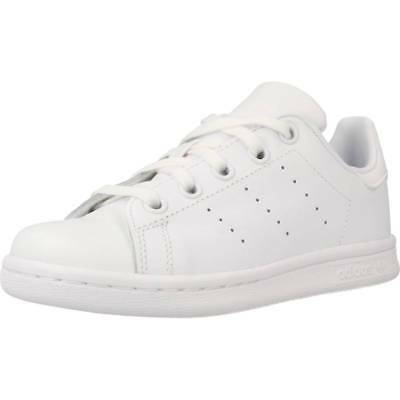 f683179de0ba7 BASKET POUR FILLE ADIDAS ORIGINALS STAN SMITH C