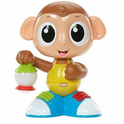 Little Tikes Movin' Lights Monkey Baby Activity Toy Kids Children Game 640933