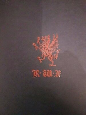 Regimental Records of the Royal Welch Fusiliers Vol V1 1945-1969