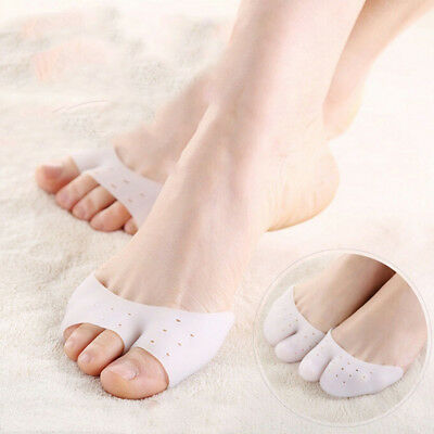 Silicone Gel Ballet Pointe Dance Shoe Pads Cushions Toe Cover Protector Salable