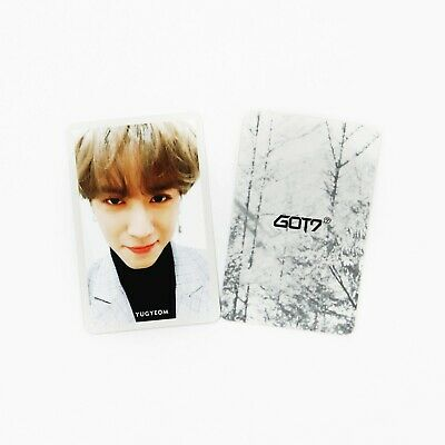 [GOT7]2nd 7 for 7 Present Edition/Official Photocard-YUGYEOM/Selfie version/1pc