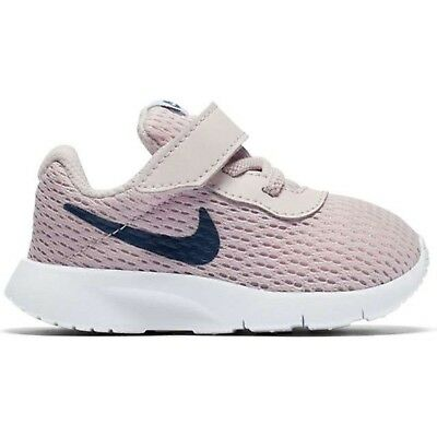 NIKE TANJUN TDV PINK Girl's Shoes Gym gym 818386 600