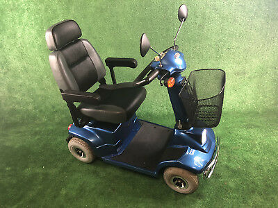 2003 ctm hs 580 6mph mid size mobility scooter in blue 350 00 rh picclick co uk Manual Book Chilton Repair Manual