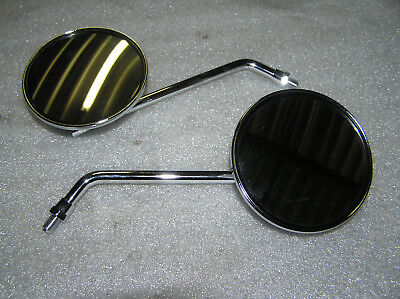 NEU! Honda CB750 Four K0 Satz Spiegel NEW! set of mirrors