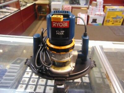 Ryobi R161 Router 100 % Tested Ready To Ship