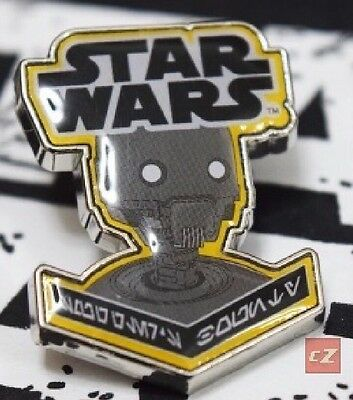 Funko Star Wars Rogue One Smugglers Bounty Exclusive K-2SO  Pin cZ
