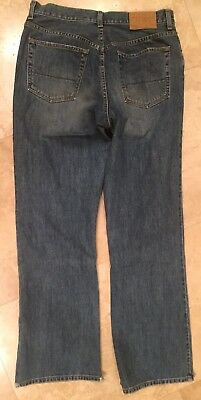 Abercrombie & Fitch Classic Straight Men's Blue Jeans - Size 32 x 32