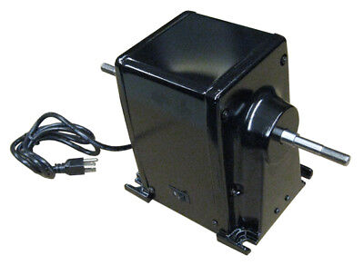 Heavy Duty Electric Motor 1/2 HP 3450 RPM 115V Dual Out Buffer/Grinder etc.....