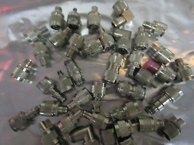 Nice Lot of SMA, N , BNC Connector Adapters, 39 Pieces