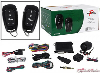 Audiovox / Prestige APS787E One-Way Remote Start Keyless Entry + Security System
