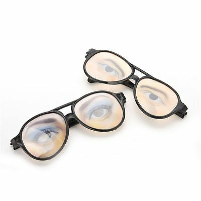 Funny Glasses Festival Halloween Frame Eyes Decoration With Eyes Trick Toy