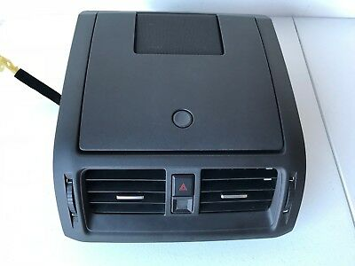 2010 2011 2012 Ford Fusion Center Dash Compartment Storage W/speaker Black Oem
