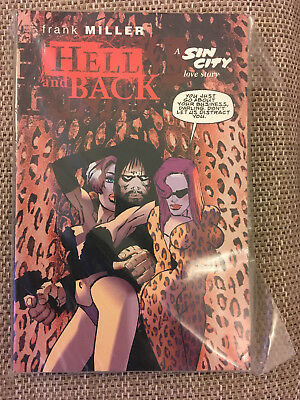 Sin City : Hell and Back TPB ( Frank Miller ) US First Edition