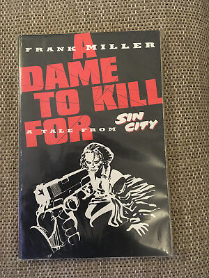 Sin City : A Dame To Kill For TPB ( Frank Miller ) Titan First Edition