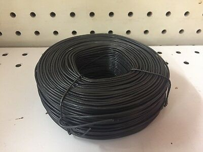 48268faee725 REBAR TIE WIRE, Case of 20 16ga Black Annealed Wire 320' Per Roll ...
