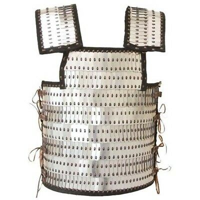 Hand Crafted, Steel Lamella Chest Armour, Re-enactment, Stage And Combat & LARP