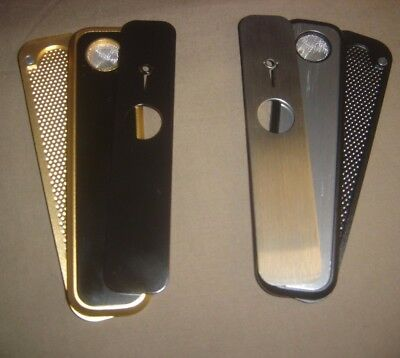 The NEW Genius Pipe + SLIDER Styled- 1 style One Black & gold left!!!