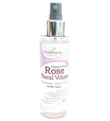 Organic Pure Rose Water 150ml
