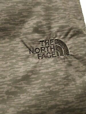 THE NORTH FACE Reversible Insulated Toddler Down Snow Pant Graphite/Gray Sz 2T