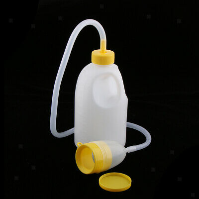 Male Bed Pee Urinal Bottle Night Drainage Container Car Toilet Collector