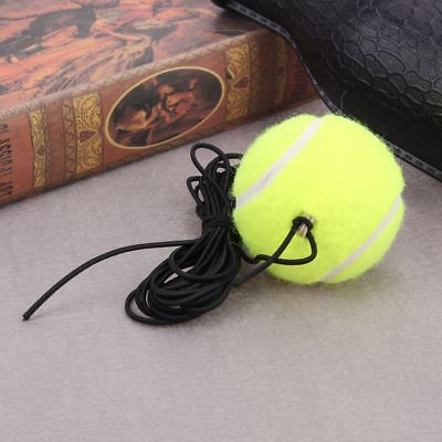 Practice Ball Belt with A Rubber Band Training Elastic Rope Tennis Balls Traine