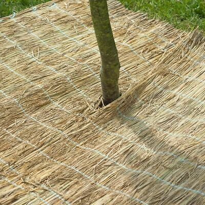 Nature Winter Protection Sheet Rice Straw Frost Cover Garden 1 x 1.5 m  6030105