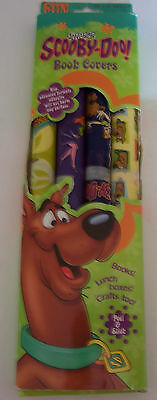 1999 Scooby Doo Book Covers In Original Package