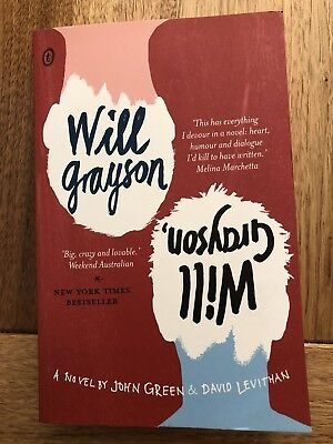 Will Grayson, Will Grayson by David Levithan (Paperback, 2010)