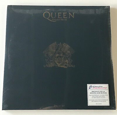 Queen Greatest Hits Ii 2 Vinyl Lp Record, Sealed
