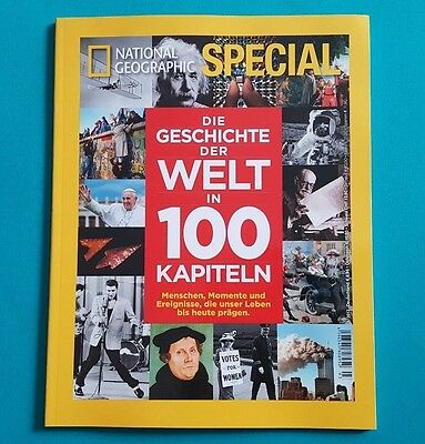 National Geographic Special 03/2017 Die Geschichte the World in 100 Chapters 1A