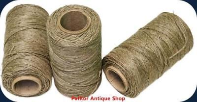 Flax Stitching Twine-150 Metres-Upholstery Thread Supplies./-/-4821P
