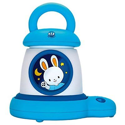 Claessens' Kids Kid'sleep My Lantern Blue Portable Childrens Nightlight and
