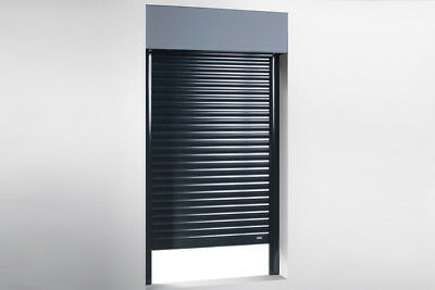 ​ ​Aluminium ROLLER SHUTTERS  - Built-in roller shutter SOLIDO - made to measure