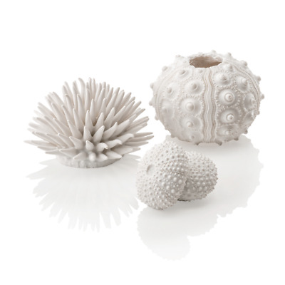 Oase biOrb Sea Urchins White 3 Pack Decoration Ornament Fish Tank Aquarium