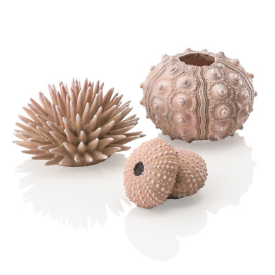 Oase biOrb Sea Urchins Natural 3 Pack Decoration Ornament Fish Tank Aquarium