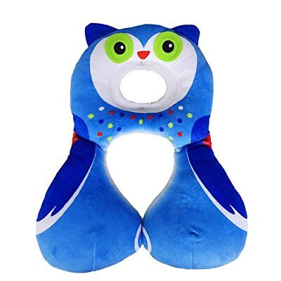 Ccassie Cute Cartoon Kid and Toddle Baby Head Support Stroller Travel Neck Rest