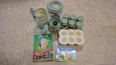 Baby Bullet Food System by Magic Bullet Baby Food Maker