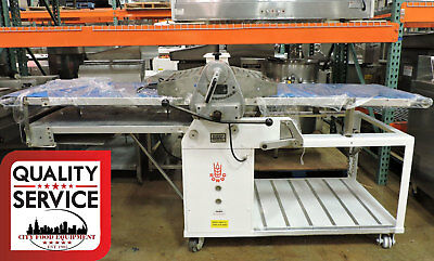 Rondo Solo D Type Syn 603 Commercial Reversible Dough Sheeter