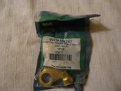 Power Cable Adapter Power Block 105Z57 Model 9 Or 17 Torch U.s. Seller Tig Torch