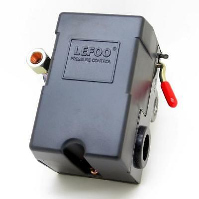 Marine LEFOO 35-150PSI Air Pressure Switches Air Compressor Pressure Switch Nice