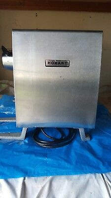 HOBART PD-70 Table Model Power Drive Unit Stainless Steel Pre-owned