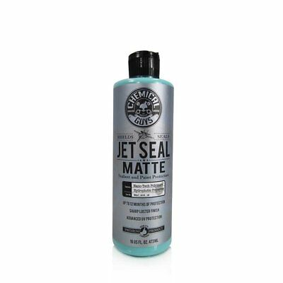 Chemical Guys Jet Seal Matte Sealant and Paint Protector - 16oz