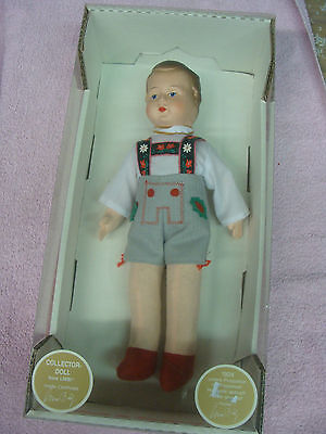 COLLECTOR-DOLL from LISSI-Replikat von 1924 Firma Lissi Bätz