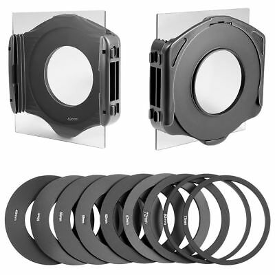 Neewer Square Neutral Density ND Filter Kit for Cokin P Series