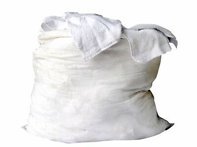 White Towels Cleaning Rags 20 KG