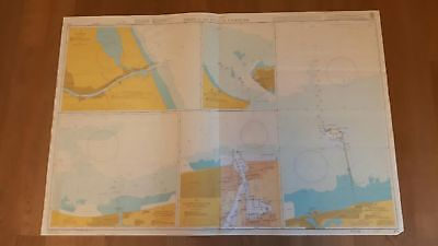 Carta nautica 372 Mexico East Coast - Port in Gulf of Campeche