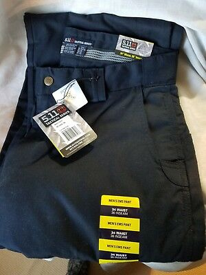 5.11 Tactical EMS Pants, Dark Navy, NWT, 74310-724